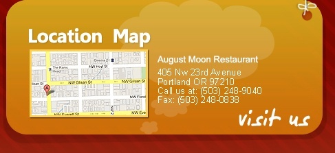 Serving Mandarin & Hunan Dishes in Portland